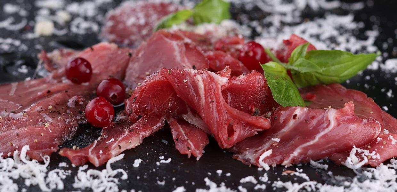 Steirisches Rindfleisch-Carpaccio