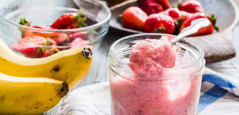 Nicecream - Veganes Bananeneis
