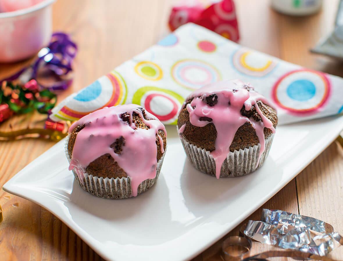 Joghurt-Mohn-Muffins